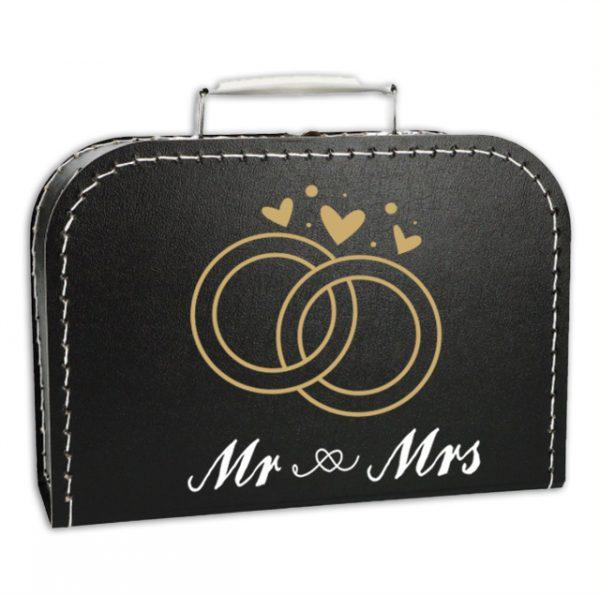 Koffer Huwelijk ringen