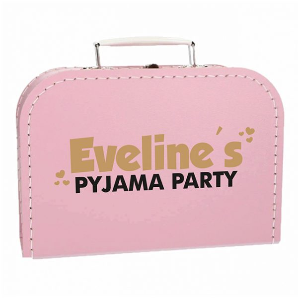 Koffertje PyjamaParty