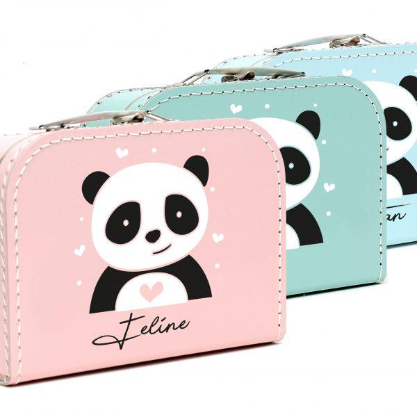 Panda koffertjes