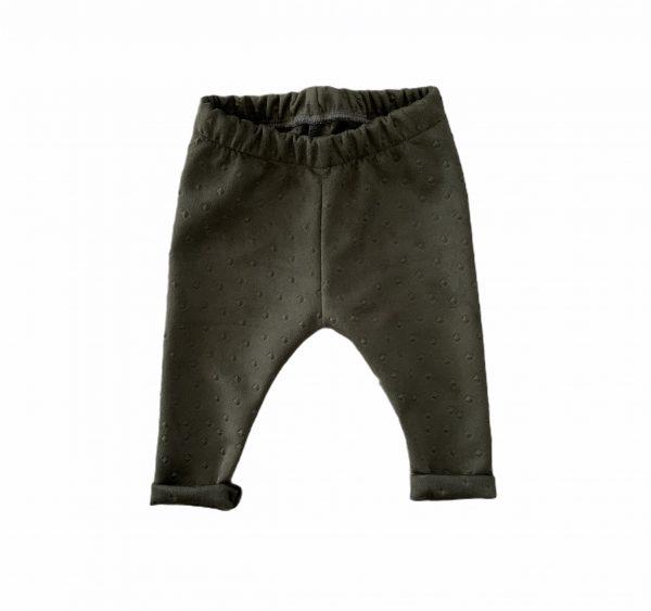 """Broekje pants """"suede"""""""