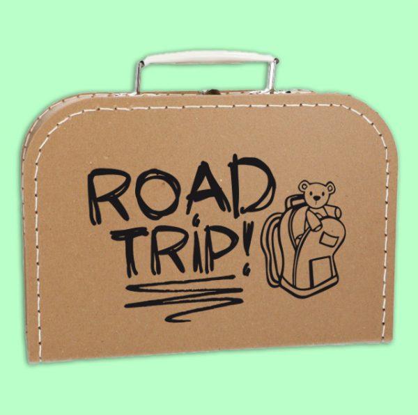 Kinderkoffertje Road Trip