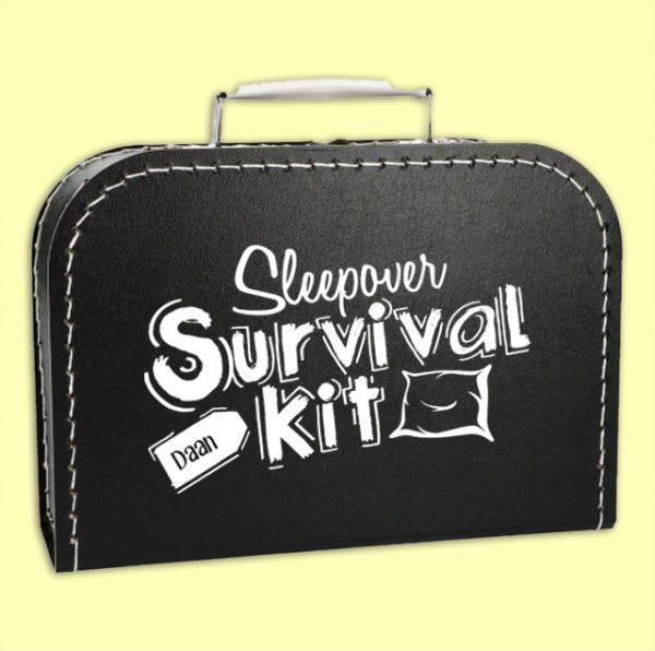 Kinderkoffertje Sleepover Kit