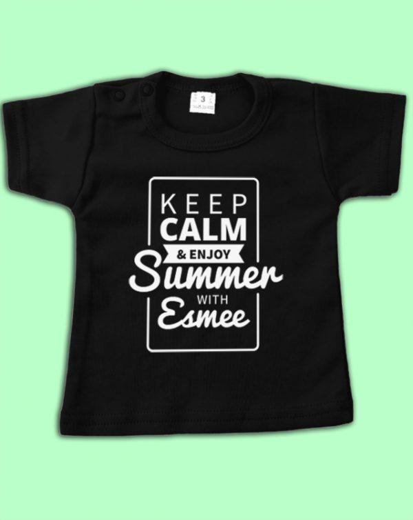 BabyShirt Keep calm